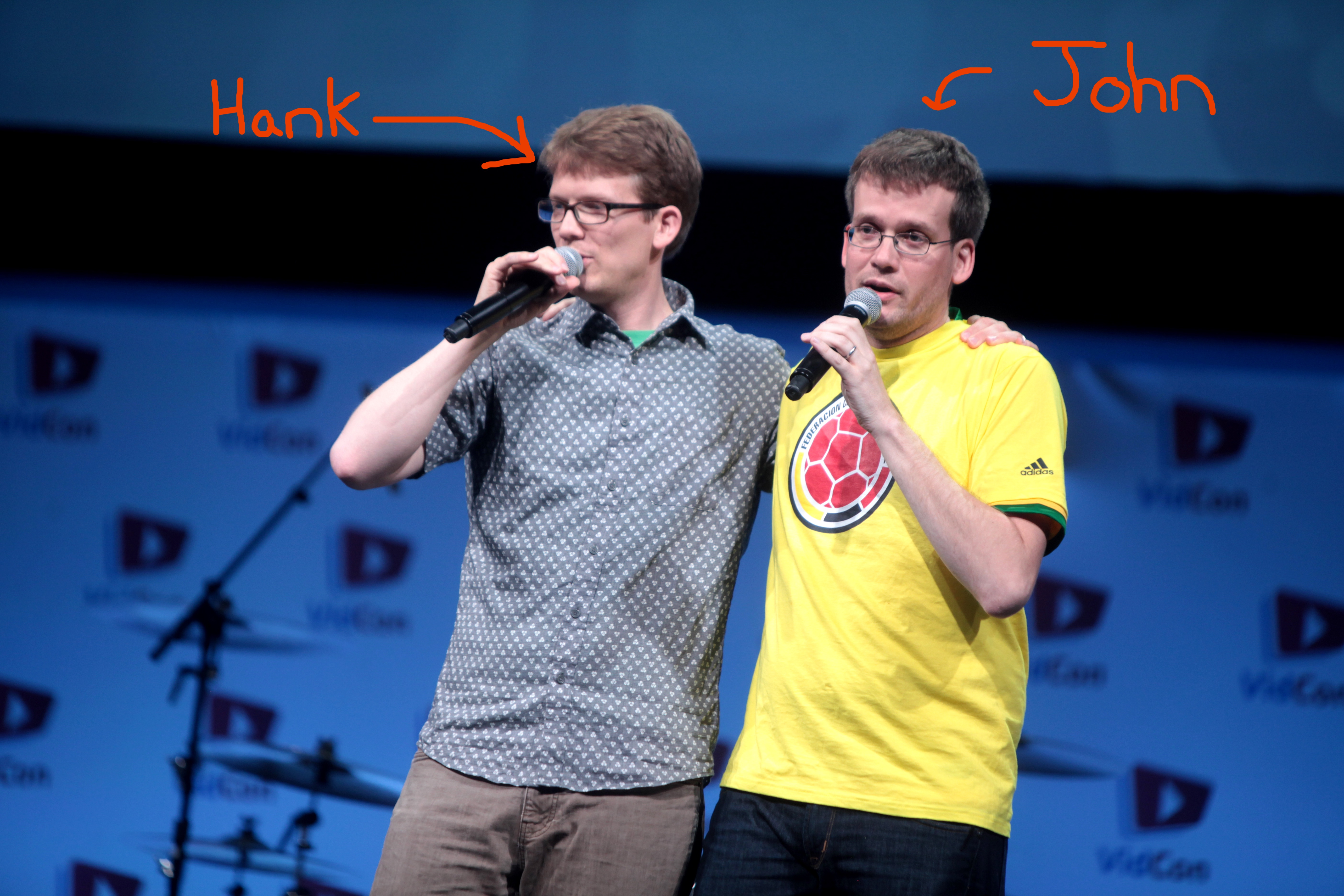 A Crash Course on the Learning Empire of John and Hank Green - Hurt ...